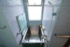 バスルームの様子2。(2015-12-10,共用部,BATH,3F)