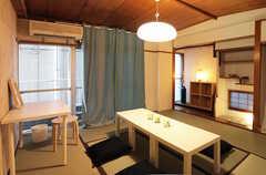 (303号室) ※事業者様提供素材(2015-12-10,共用部,LIVINGROOM,3F)