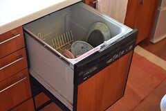 食洗機も使えます。(2016-10-04,共用部,KITCHEN,2F)