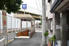 大阪市営地下鉄谷町線・文の里駅の様子。(2017-08-30,共用部,ENVIRONMENT,1F)