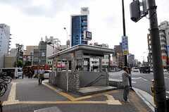 各線・大黒町駅の様子。(2012-09-11,共用部,ENVIRONMENT,1F)
