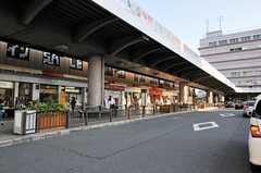 南海高野線・堺東駅の様子。(2012-09-12,共用部,ENVIRONMENT,1F)