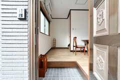 玄関から見た内部の様子。(2020-01-15,周辺環境,ENTRANCE,1F)