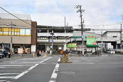 阪神なんば線・千鳥橋駅の様子。(2020-01-15,共用部,ENVIRONMENT,1F)
