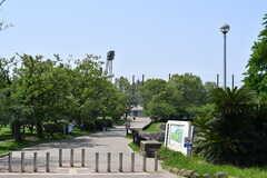 住之江公園は徒歩圏内です。(2017-05-11,共用部,ENVIRONMENT,1F)
