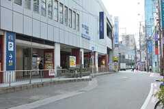 各線・京橋駅の様子。(2016-11-01,共用部,ENVIRONMENT,1F)