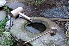 日本庭園といえば、な風景。(2014-03-06,共用部,OTHER,1F)