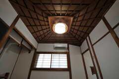 天井は大迫力!(210号室)(2014-03-06,専有部,ROOM,2F)