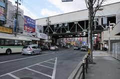 各線・鶴橋駅の様子。(2014-03-06,共用部,ENVIRONMENT,1F)