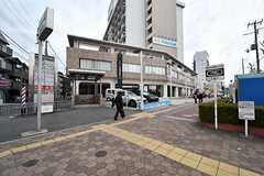 大阪市営地下鉄谷町線・関目高殿駅の様子。(2017-02-22,共用部,ENVIRONMENT,1F)