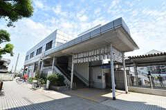 大阪市営地下鉄谷町線・平野駅の様子。(2016-07-05,共用部,ENVIRONMENT,1F)