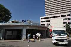 JR環状線・京橋駅の様子。(2013-10-14,共用部,ENVIRONMENT,1F)