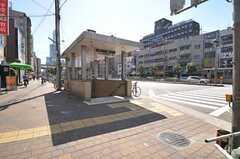 各線・動物園前駅の様子。(2013-09-19,共用部,ENVIRONMENT,1F)