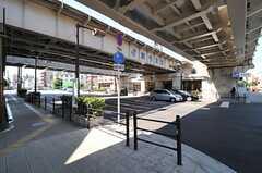 各線・新今宮駅も徒歩2分です。(2013-09-19,共用部,ENVIRONMENT,1F)