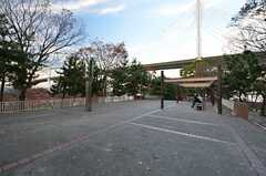 天保山公園の展望台の様子。(2015-11-16,共用部,ENVIRONMENT,1F)