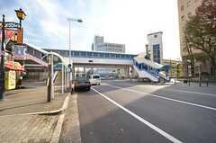 市営地下鉄中央線・大阪港駅の様子。(2015-11-16,共用部,ENVIRONMENT,1F)
