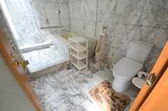 バスルームとトイレは一体です。(2015-08-11,共用部,BATH,7F)