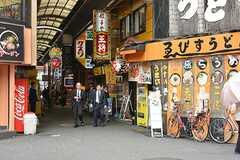 各線・京橋駅周辺の様子。(2016-11-01,共用部,ENVIRONMENT,1F)