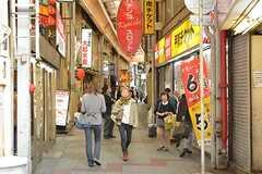 各線・京橋駅周辺の様子2。(2016-11-01,共用部,ENVIRONMENT,1F)
