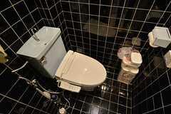 ウォシュレット付きトイレの様子。(2015-03-16,共用部,TOILET,5F)