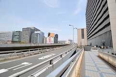各線・新大阪駅前の様子。(2014-04-07,共用部,ENVIRONMENT,1F)