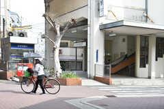 近鉄南大阪線・北田辺駅の様子。(2019-03-14,共用部,ENVIRONMENT,1F)