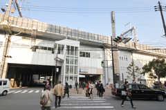 JR各線・新大阪駅の様子。(2010-11-26,共用部,ENVIRONMENT,1F)