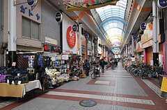 千鳥橋駅前の四貫島商店街の様子(2012-01-13,共用部,OTHER,1F)