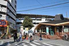 阪神なんば線・千鳥橋駅の様子。(2012-01-13,共用部,OTHER,1F)