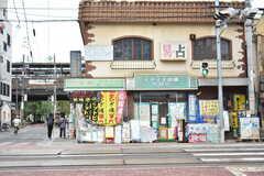 各線・住吉大社駅周辺の様子2。(2018-09-12,共用部,ENVIRONMENT,1F)