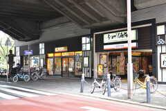 各線・住吉大社駅の様子。(2018-09-12,共用部,ENVIRONMENT,1F)