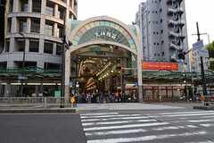 日本一長いと言われる天神橋筋商店街の様子。(2013-04-09,共用部,OTHER,1F)
