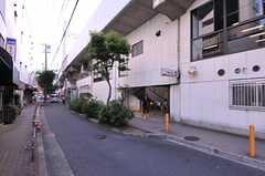 各線・粉浜駅の様子。(2012-07-15,共用部,ENVIRONMENT,1F)