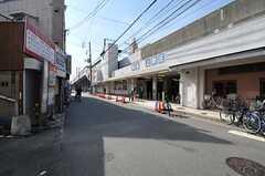 阪急電鉄京都本線・上新庄駅の様子。(2012-10-25,共用部,ENVIRONMENT,1F)