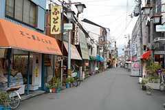 阪急京都本線・上新庄駅周辺の様子。(2016-01-31,共用部,ENVIRONMENT,1F)