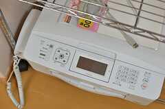 プリンタも使用できます。(2013-06-25,共用部,LIVINGROOM,1F)