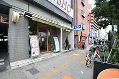 大阪市営地下鉄長堀鶴見緑地線・横堤駅の様子。(2013-12-17,共用部,ENVIRONMENT,1F)