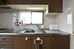 キッチンの様子。(2016-08-23,共用部,KITCHEN,2F)