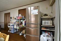 キッチン家電の様子。(2016-08-23,共用部,KITCHEN,2F)