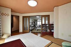 オーナーズルームの様子。時々、オーナーが使用します。友人が宿泊するときも、こちらの部屋を使うのだそう。(2016-08-23,共用部,OTHER,2F)