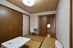 専有部の様子2。(302号室)(2016-08-23,専有部,ROOM,3F)