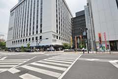 各線・大阪上本町駅の様子。(2014-06-30,共用部,ENVIRONMENT,1F)