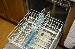 食洗機も付いています。(2012-11-26,共用部,KITCHEN,4F)