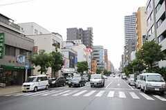 シェアハウス周辺の様子。谷町や日本橋も徒歩圏です。(2012-11-26,共用部,ENVIRONMENT,1F)