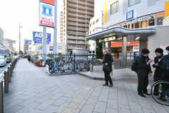 大阪市営地下鉄長堀鶴見緑地線・今福鶴見駅の様子。(2018-02-13,共用部,ENVIRONMENT,1F)