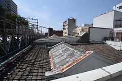 屋上からの眺め。(2015-03-30,共用部,OTHER,3F)