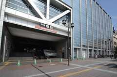 南海本線・堺駅の様子。(2015-03-30,共用部,ENVIRONMENT,1F)