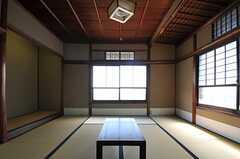 専有部の様子。(203号室)(2013-08-22,専有部,ROOM,2F)