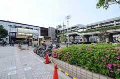 JR東海道本線・千里丘駅の様子。(2012-05-08,共用部,ENVIRONMENT,1F)