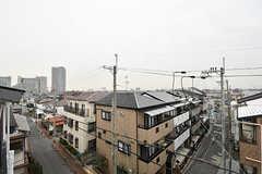 屋上からの景色。(2017-03-06,共用部,OTHER,4F)